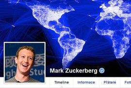 Facebook Marka Zuckerberga