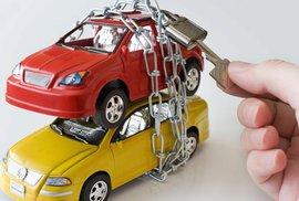 Zabezpečení auta - ilustrační foto