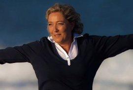 """Le Penová """"jede"""" velmi netradiční prezidentskou kampaň se zířátky"""