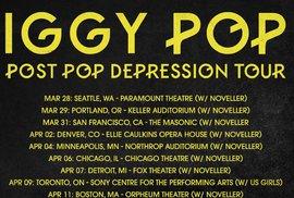 Iggy Pop: Post Pop Depression.