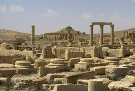 Ve znovudobyté Palmýře byl objeven masový hrob