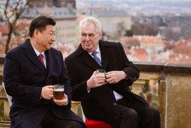 Analytik: Do Číny se necpe jen Zeman a Sobotka, naši sousedé se také snaží