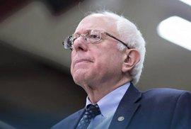 Bernie Sanders chce dělat revoluci.
