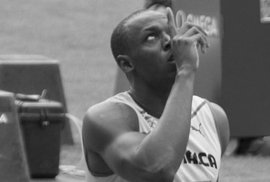 V běžeckých botech společnosti Puma, založené Rudolfem Drasslerem, běhá například Usain Bolt