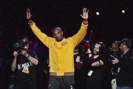Smrt legendy: Basketbalista Kobe Bryant tragicky zahynul při havárii helikoptéry