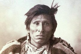 Yellow Boy Assiniboine 1898