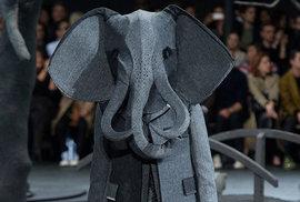 Nejdivočejší výtvory návrhařů: To už není móda, to je úlet!