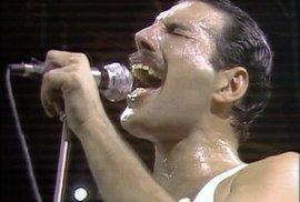 Čím byl Freddie Mercury tak osobitý? Vědci se mu podívali na hrdlo