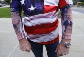 Republikány a demokraty čekají primárky v pěti státech USA