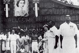 NaFidži vroce 1953