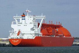 Tankerů na zkapalněný plyn přibývá.