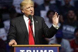 Zahraniční politika podle Trumpa
