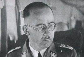 Heinrich Himmler, 1945.