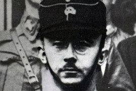 Oberführer Himmler koncem 20. let.