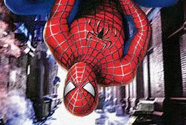 Přilnavý Spider-Man