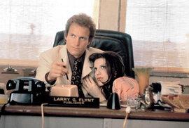 Za roli ve filmu Miloše Formana Lid versus Larry Flynt byla Courtney nominována na Zlatý glóbus