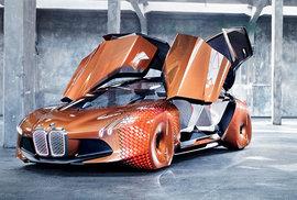 Auta blízké budoucnosti. Exkluzivní fotografie BMW a další futuristické koncepty