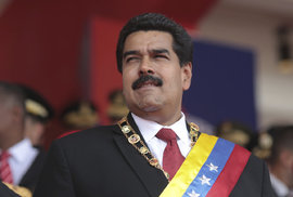 """Svérázné přiznání venezuelského prezidenta: """"Jsem hloupý jako koza."""""""