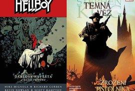 Klasiky na křídě: Je tu nový Hellboy a převod legendární Temné věže