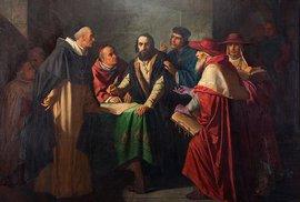 Před 600 lety upálili reformátora Jeronýma Pražského. I když zapřel Husa