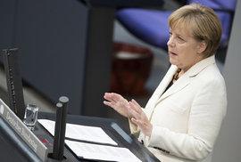 Téměř polovina Němců chce, aby Angela Merkelová odstoupila z funkce kancléřky