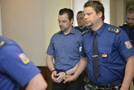 Petr Kramný má jasno, ještě ho čeká 26 let za zdmi kriminálu.