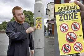 Britové loni zatkli 412 lidí kvůli terorismu. Celkový počet islámských radikálů v Británii je neuvěřitelný