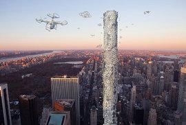 Města zítřka: Mrakodrapy pro počítače a drony