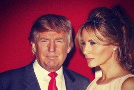 Existuje země, kde mají Donalda Trumpa rádi – ve Slovinsku, odkud je jeho žena