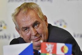 Zeman: Na summitu NATO jsem zdůrazňoval nutnost dialogu s Ruskem