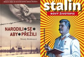 Nová biografie Josifa Vissarionoviče a miminka v koncentrácích
