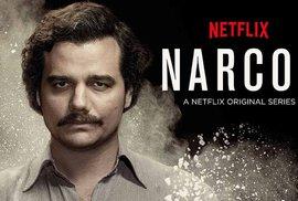 Dokudramatický seriál Narcos od televizní stanice Netflix precizně a chirurgicky přesně vypovídá o vzestupu a pádu bezprecedentního kokainového impéria a jeho vůdce, Pabla Escobara.