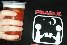 Pub Crawl Praha.