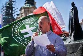 Kotlebovci chtějí na Slovensku referendum o vystoupení země z EU
