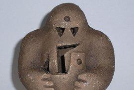 Židovský robot z 16. století. Za něj jistě Rabbi Löw odvody neplatil.