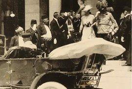 Roznětka ke světové válce. Před 102 lety byl v Sarajevu zabit František Ferdinand d'Este