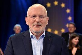 Marxista Timmermans do čela Evropské komise? Evropští politici nic nepochopili, ohrožují existenci EU