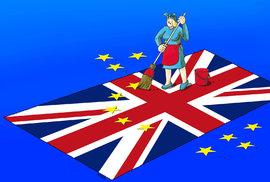 Žádný Brexit nebude? Británie ho může jednostranně zrušit, prohlásil generální advokát Soudního dvora EU