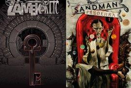 Nové komiksy na pultech: Přichází Sandman a daří se i Zámku a klíči
