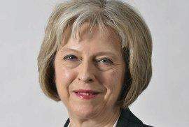 Theresa Mayová, favoritka na nástupnictví po Davidu Cameronovi.