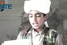 Syn Osamy bin Ladina vyhrožuje: Smrt otce pomstím