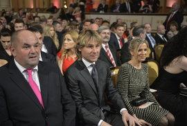 """Nejvyšší česká fotbalová soutěž by se mohla jmenovat """"Pavel Nedvěd liga"""""""