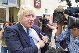 """Novým šéfem britské diplomacie se stal """"pan Brexit"""" Boris Johnson"""
