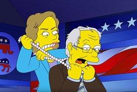 Hillary vs. socialista Bernie Sanders.