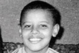 Malý Barack Obama