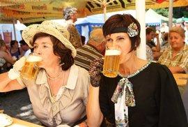 Moře piva v Krkonoších. Na pivních slavnostech ve Vrchlabí roztočí své pípy 20 pivovarů