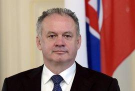 Slovenský prezident Kiska se postavil proti vládě Roberta Fica: Buď zasadní rekonstrukce, nebo předčasné volby