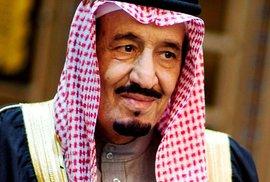 Saúdský král Salmán bin Abd al-Azíz