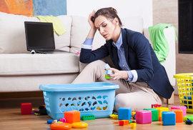 Příručka moderního fotra: Když dítě není doma, mají rodiče pré. Nebo ne?