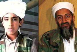 Syn teroristy bin Ládina vyzval nepřímo i k útokům na Čechy, ale hlavně na Rusy,…